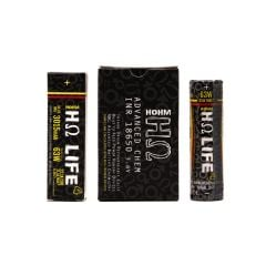 Hohm Tech - Hohm LIFE - 18650 Battery V4 - 2pk
