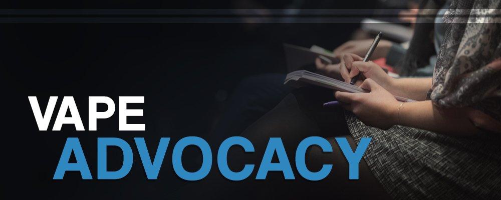 Vape Advovacy