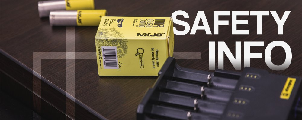 Battery Safety Information